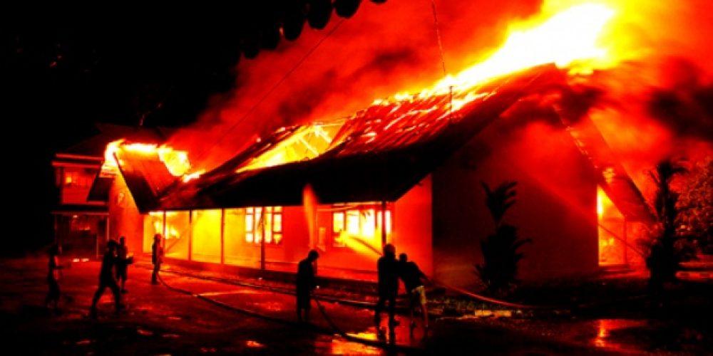 Asuransi Rumah: Antisipasi Terbaik Resiko Kebakaran