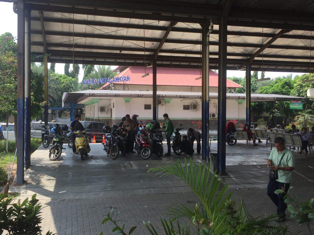 Cek Fisik Samsat Jakarta Pusat